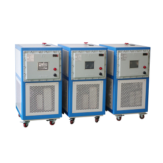 Heating Cooling Temperature Control System
