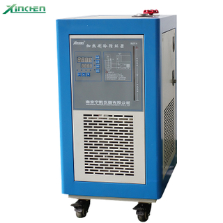 Heating refrigerated circulator